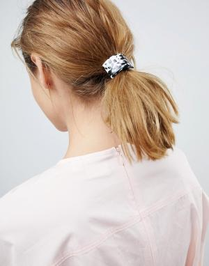 ASOS Заколка для волос ограниченной серии. Цвет: черный