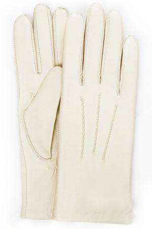 Перчатки Baggini. Цвет: бежевый