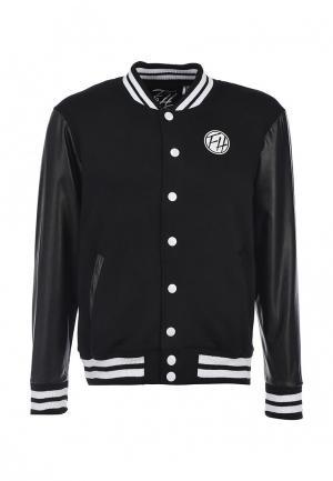 Куртка Fremont & Harris. Цвет: черный