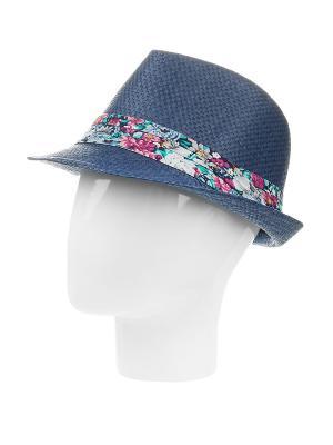 Шляпа Gusachi. Цвет: синий, зеленый, розовый