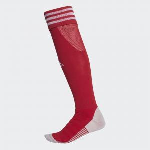 Футбольные гетры AdiSocks  Performance adidas. Цвет: красный