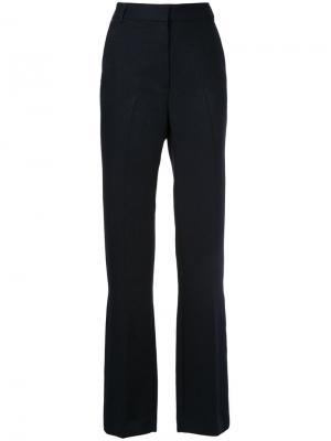 Классические брюки Moretti Rebecca Vallance. Цвет: синий