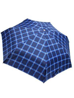 Зонт Edmins. Цвет: темно-синий, синий