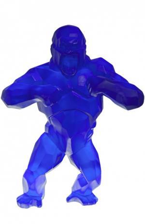 Статуэтка Richard Orlinski King Kong Daum. Цвет: бесцветный