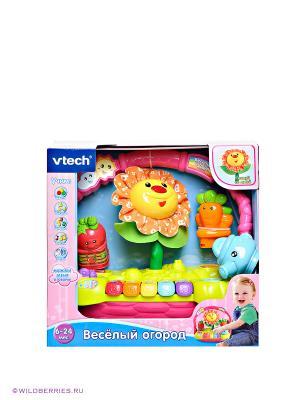 Игрушка Веселый огород Vtech. Цвет: розовый, голубой