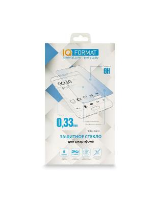 Защитное стекло для xiaomi redmi note 4 IQ Format. Цвет: прозрачный