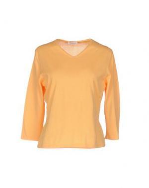 Свитер ANNAPURNA. Цвет: оранжевый