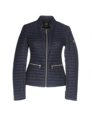 Куртка CIESSE PIUMINI. Цвет: темно-фиолетовый