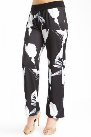 PANTS SHEEGO. Цвет: black and white