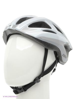 Шлем BBB. Цвет: серый, белый