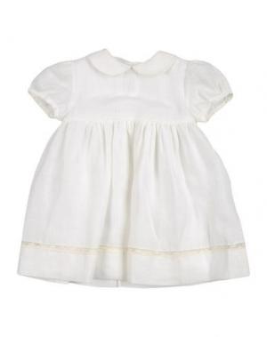 Платье BIMBALÒ. Цвет: слоновая кость
