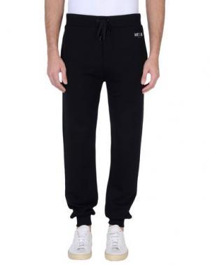 Пляжные брюки и шорты MOSCHINO SWIM. Цвет: черный
