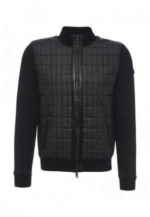 Куртка Lagerfeld. Цвет: черный