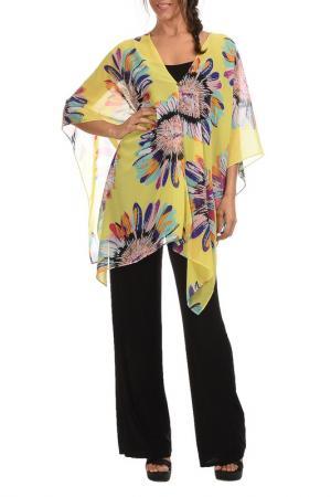 Блуза Les Chineuses. Цвет: мультицвет