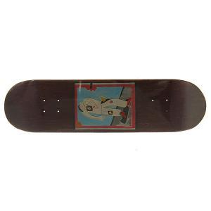 Дека для скейтборда  SSS 2 Purple 32 x 8.125 (20.6 см) Absurd. Цвет: фиолетовый