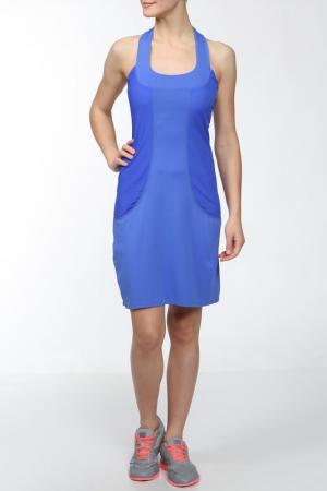 Платье Grishko. Цвет: василек