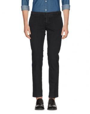 Повседневные брюки GABARDINE. Цвет: стальной серый