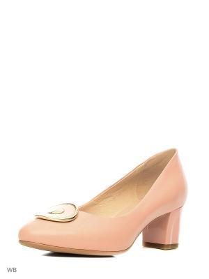 Туфли Renaissance. Цвет: розовый