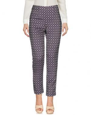 Повседневные брюки BLANCA LUZ. Цвет: фиолетовый