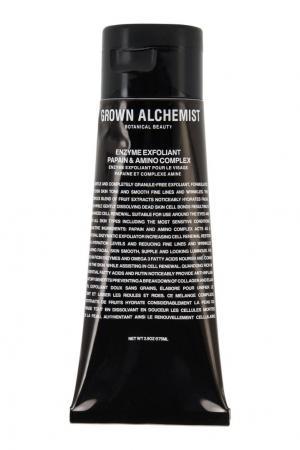 Энзимный эксфолиант для лица «Папаин и амино-комплекс» 75ml Grown Alchemist. Цвет: multicolor