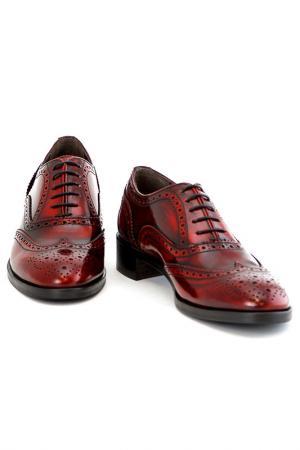 Ботинки Sutor Mantellassi. Цвет: красный