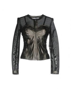 Куртка TENAX. Цвет: черный