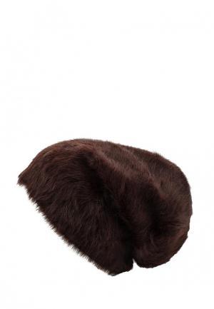 Шапка Coccinelle. Цвет: коричневый
