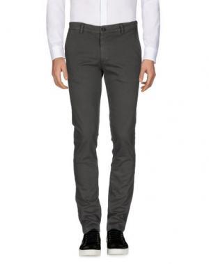 Повседневные брюки EN AVANCE. Цвет: свинцово-серый