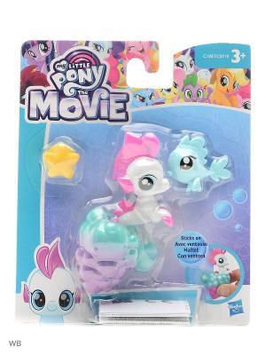 Mlp Мерцание пони-подружки My Little Pony. Цвет: белый, бирюзовый