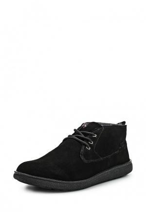 Ботинки Moza-X. Цвет: черный