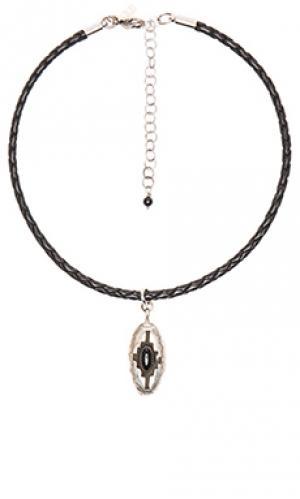 Чокер desert desire Natalie B Jewelry. Цвет: черный