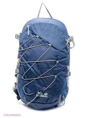Рюкзак Jack Wolfskin. Цвет: темно-синий