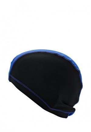 Шапочка для плавания MadWave. Цвет: черный