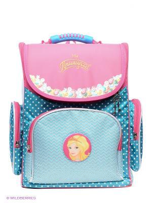 Рюкзак PROFF. Цвет: голубой, розовый