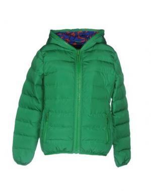 Куртка F**K PROJECT. Цвет: зеленый