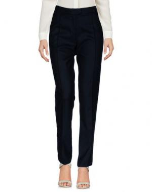Повседневные брюки AXARA PARIS. Цвет: темно-синий