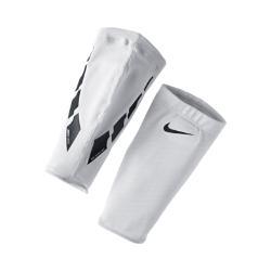 Футбольные фиксаторы для щитков  Guard Lock Elite (большой размер, 1 пара) Nike. Цвет: белый