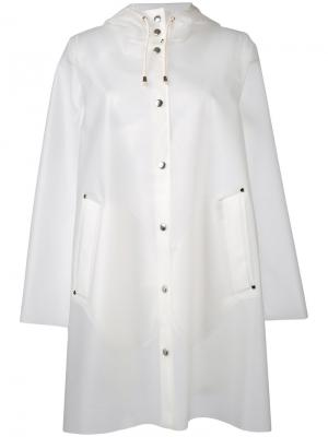 Mosebacke Frost coat Stutterheim. Цвет: белый