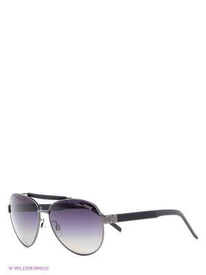 Солнцезащитные очки GF 982 03 Gianfranco Ferre. Цвет: черный