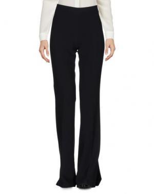 Повседневные брюки ONE. Цвет: черный