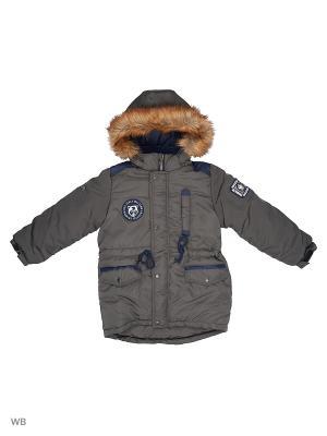 Куртка Rusland. Цвет: хаки