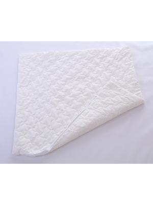 Съёмный чехол на подушку, 68*68 ARKADY. Цвет: белый