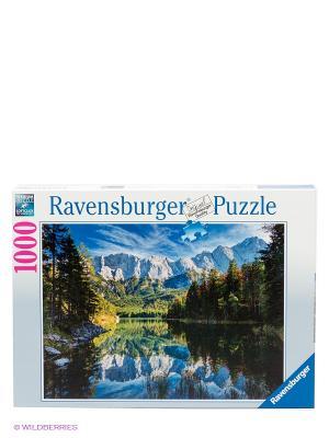 Пазл Озеро Эйб Ravensburger. Цвет: голубой