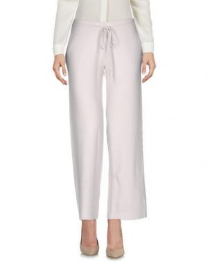 Повседневные брюки ROSSOPURO. Цвет: бежевый