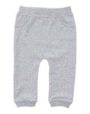 Повседневные брюки BONNIE BABY. Цвет: светло-серый