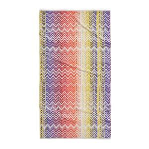 Полотенце пляжное из жаккарда  RESIA La Redoute Interieurs. Цвет: разноцветный