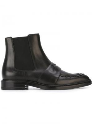 Ботинки по щиколотку Christopher Kane. Цвет: чёрный