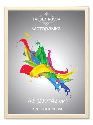 Фоторамка 29,7х42 №455 Tabula Rossa. Цвет: кремовый
