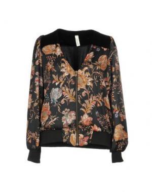 Куртка SOUVENIR. Цвет: черный