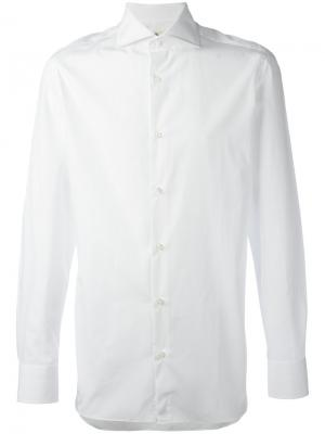 Классическая рубашка Borrelli EV08TS511211905997